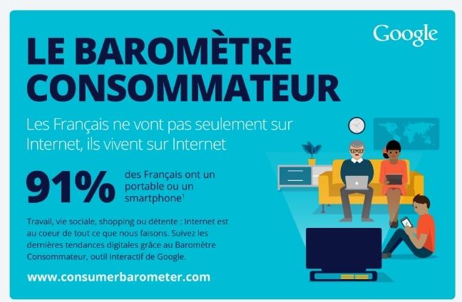 Barometre consommateur Google