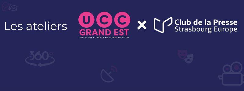 Cycle ateliers UCC Grand Est decembre 2021